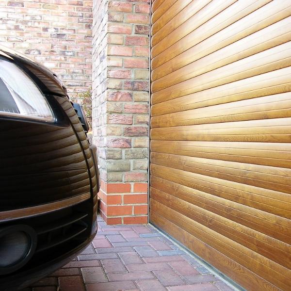 Рулонные, роллетные гаражные ворота