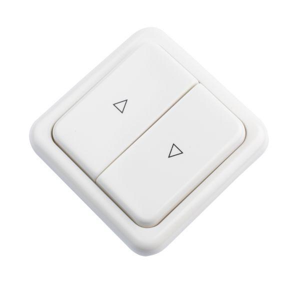 Клавишный выключатель KU/1 Alutech