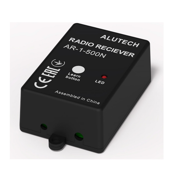 Внешний универсальный радиоприемник Alutech AR-1-500N