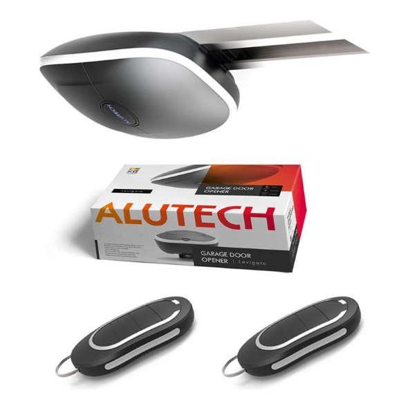 Автоматика для гаражных ворот Alutech LG-800 (комплект с рейкой приводной LGR-3600B)
