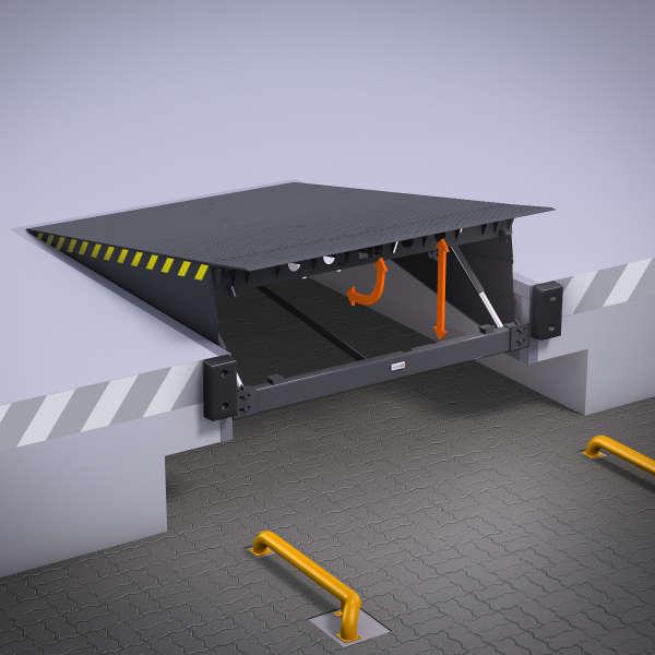 Уравнительная платформа Alutech SL (NL 3000, NW 2250)