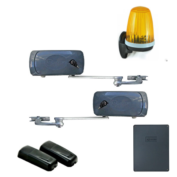 Автоматика для распашных ворот AN-Motors ASW4000KITS (комплект)