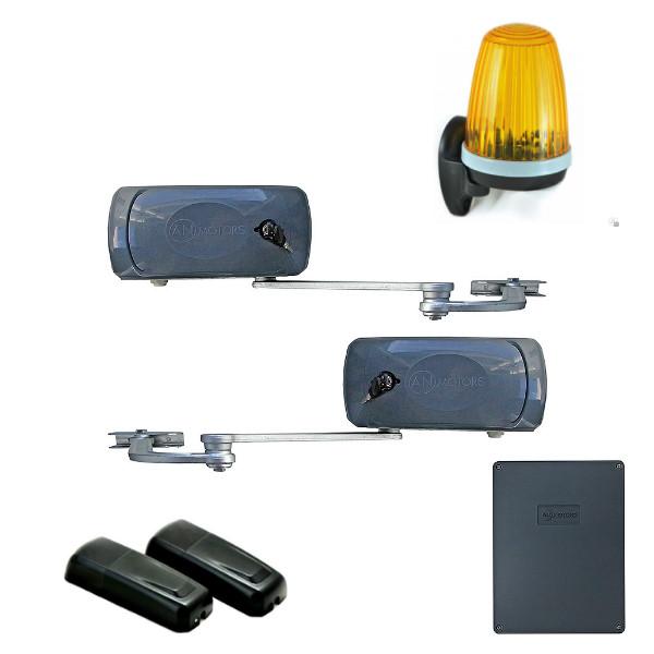 Автоматика для распашных ворот AN-Motors ASW4000KIT (комплект комфорт)