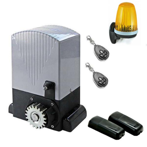 Автоматика для откатных ворот AN-Motors ASL1000KIT (комплект комфорт)