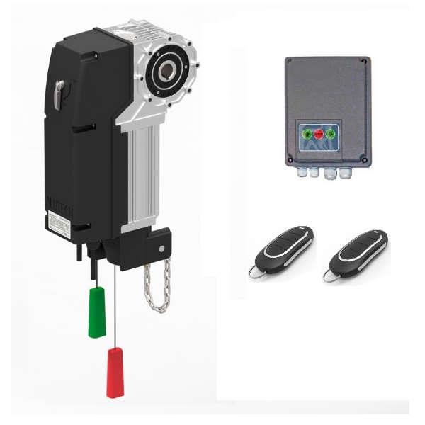 Автоматика для промышленных ворот Alutech TR-5024-400 KIT (базовый комплект)