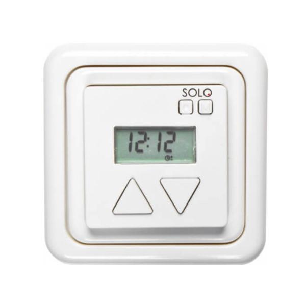 Электронный выключатель с функцией таймера Solo 8252-50